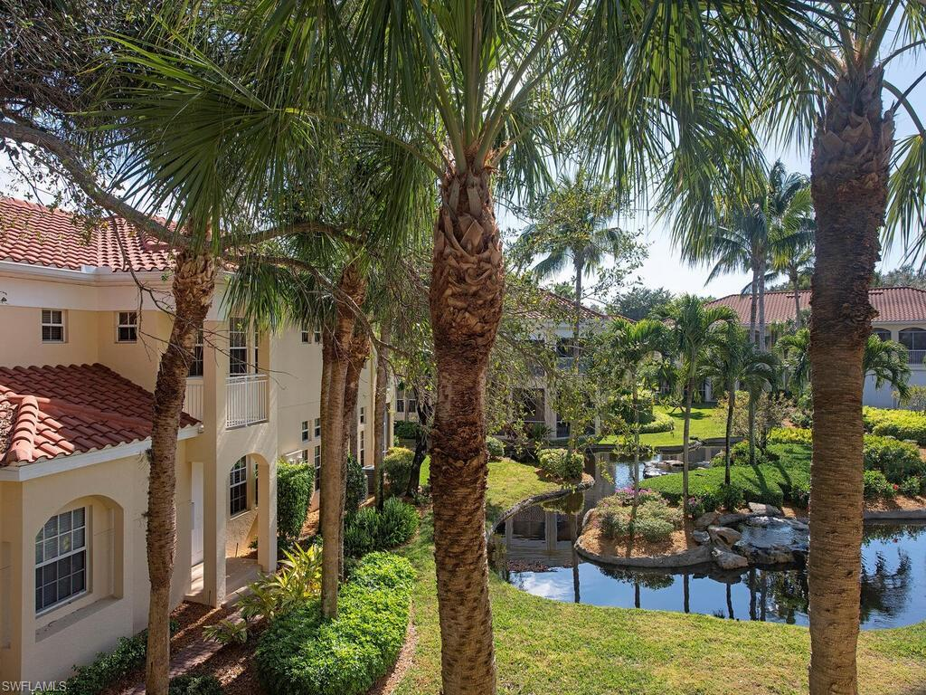 LARGE SPACIOUS HOME WITH 3 FULL SUITES PLUS DEN AREA AND HUGE OPEN KITCHEN INTO LIVING ROOM. SOARING CEILINGS. LOTS OF UPGRADED TILE AND GRANITE IN KITCHEN AND BATHS. TROPICAL WATERSCAPE VIEW. BRIGHT AND LIGHT SUNSHINE VIEWS IN AM WITH EASTERN EXPOSURE. OVERSIZED 2 CAR GARAGE. WONDERFUL BIG LANAI TO SPREAD OUT AND ENTERTAIN THE WHOLE FAMILY. GREAT COMMUNITY WITH CLUBHOUSE, SUNNY POOL AND SPA AND EASY CLOSE WALK TO TENNIS AND STATE OF THE ART FITNESS/LIFE CENTER OF PELICAN BAY. ALL THE FIVE STAR AMENITIES OF PELICAN BAY INCLUDED SUCH AS BEACHFRONT DINING AT TWO RENOVATED RESTAURANTS, TENNIS, BIKING, AND THE FITNESS CENTER. GREAT SHOPPING AND DINING OPPORTUNITIES CLOSEBY AT WATERSIDE SHOPS AND MERCADO. ALL THE BEST OF THE FLORIDA LIFESTYLE! PROFESSIONAL PICTURES COMING SOON.