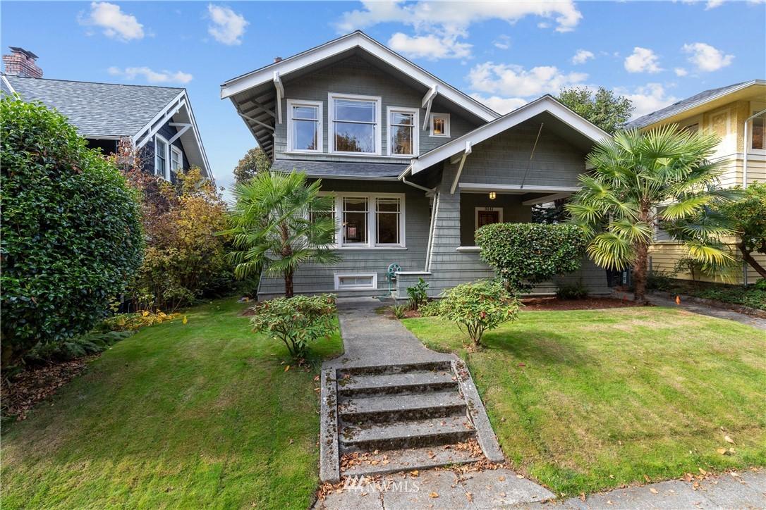 3241 Hunter Boulevard S, Seattle, WA 98144