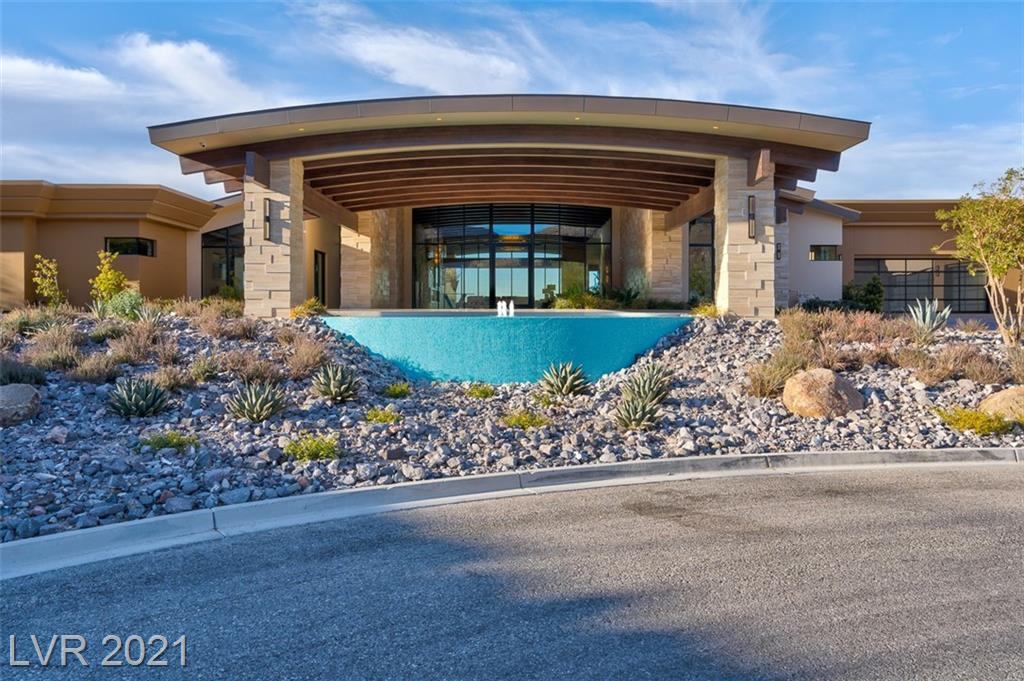Villa Azul, designed and built by Sun West Custom Homes. Resort style living, high above the valley, within the very exclusive community of Ascaya. Indoor/Outdoor living with many pocket doors to create the most luxurious atmosphere while enjoying the most exquisite views of the Las Vegas Strip and surrounding mountains. 12,101 sq ft all on one level, resting on over 2 acres of land and over 5900 sq ft swimming pool to enjoy life to it's fullest! Features: Great room w/ full strip view, Formal Dining, Entertaining kitchen w/ separate prep kitchen/pantry, Game room, Theater, Study, 6 bedrooms incl. mini mstr. & full casita, Sport court, Outdoor kitchen, Oversized swimming pool/spa & cold plunge, Putting green, 6 car garage, Crestron smart house tech, and so much more! Please see branded video linked on this listing.