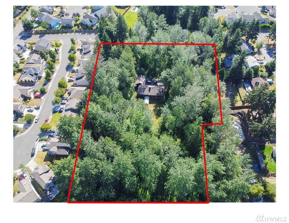 Investor Alert -- Value is in the Land! First time the property has been on the market since early 90s. Large home could have potential, will require extensive cleaning and refurbishing. Neighboring 5 acre parcels all now enclaves of 15 - 26 single family homes. Land is zoned for Moderate Density Single-Family.