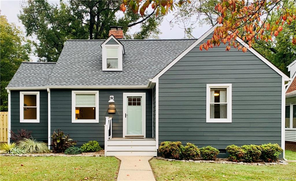 Welcome to 4017 Crutchfield St., the cutest house for sale in Forest Hill!  This remarkable home is truly move-in ready and maintenance free.  The owners replaced all siding, porches, and roof in 2019.   As you enter this inviting home, take note of the warm and cozy living room with gleaming hardwoods and fireplace, the Florida room to the side that can serve as a playroom or office.  The Dining Room is ready for entertaining and the renovated Kitchen is beautiful with modern cabinets, countertops, appliances and wonderful, natural light.  Both first floor bedrooms are spacious with gleaming hardwoods.  The bathroom is sparkling with new tile and fixtures.  The upstairs bedroom is private with an en suite half bathroom and endless possibilities.  The carpet, paint and bathroom were all updated in 2020.  The back yard is a private oasis and awaits your visit.  The owners replaced both porches with composite decking, there is a patio area; and the biggest surprise, a private pottery studio that is heated and cooled.  The yard is fantastic, there is excellent storage with a recent storage building that was added.  A very short walk to Forest Hill Park, schedule to see today!