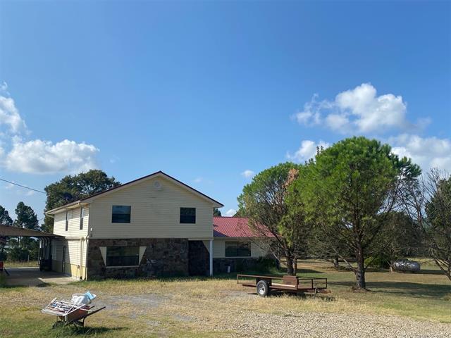17442 NE 142nd Road, Red Oak, OK 74563