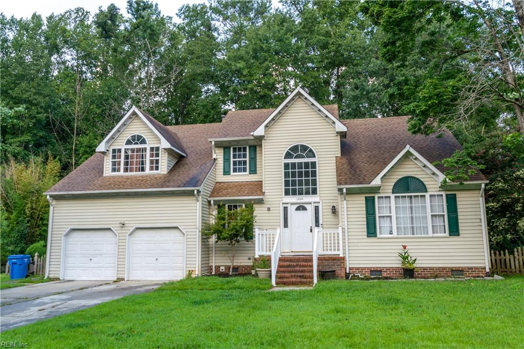 1204 Willow Creek Court, Chesapeake, VA 23321