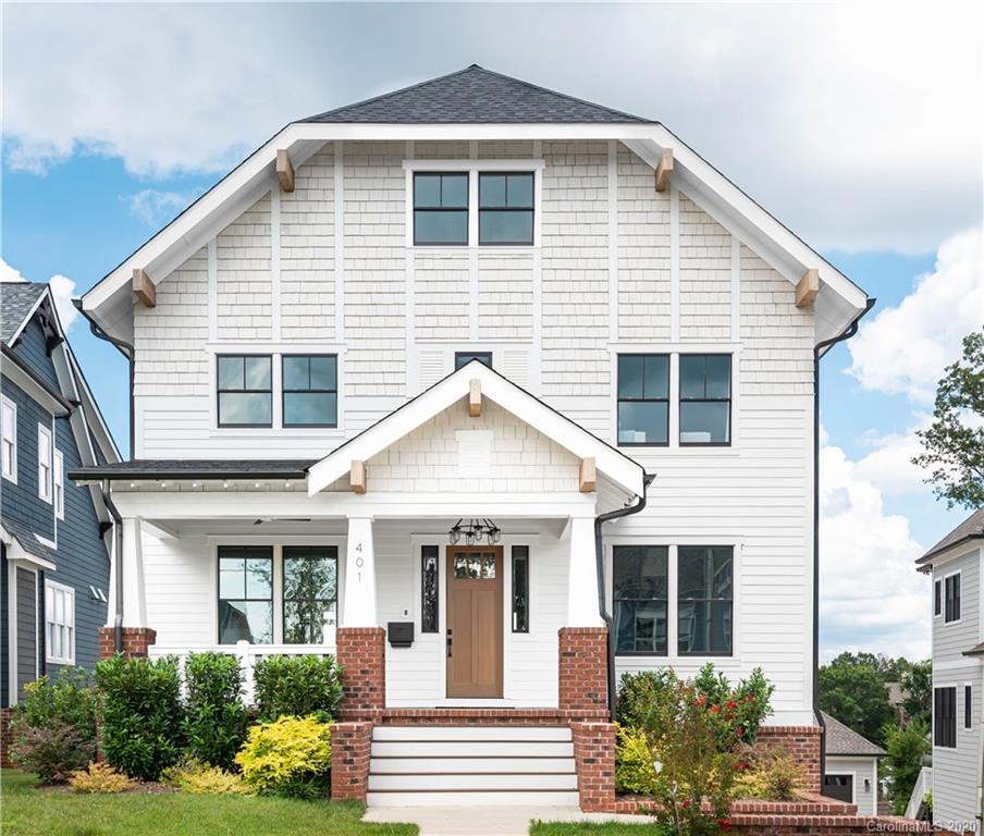 401 Atherton Street, Charlotte, NC 28203