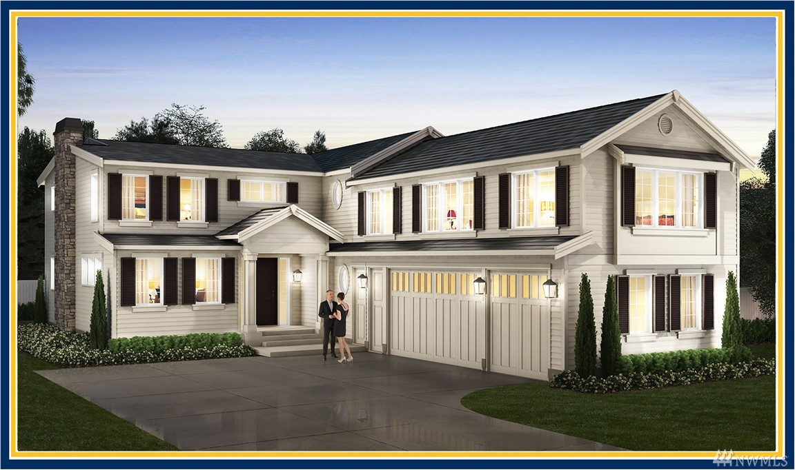 "Under Construction – Summer '19 Completion. BDR Fine Homes presents a fresh new traditional luxury home on Yarrow Point. Featuring 4 bedroom suites plus a den. Private & flat backyard. Chef's kitchen w/ separate prep-kitchen. Signature covered outdoor room w/ heaters, fireplace, TV, BBQ. Award winning schools, new Clyde Hill Elementary opening in 2019. Build with the BDR Team, a 3-time winner of the coveted Builder of the Year Award & voted 425 Magazine's 2018 ""Best Builder""."