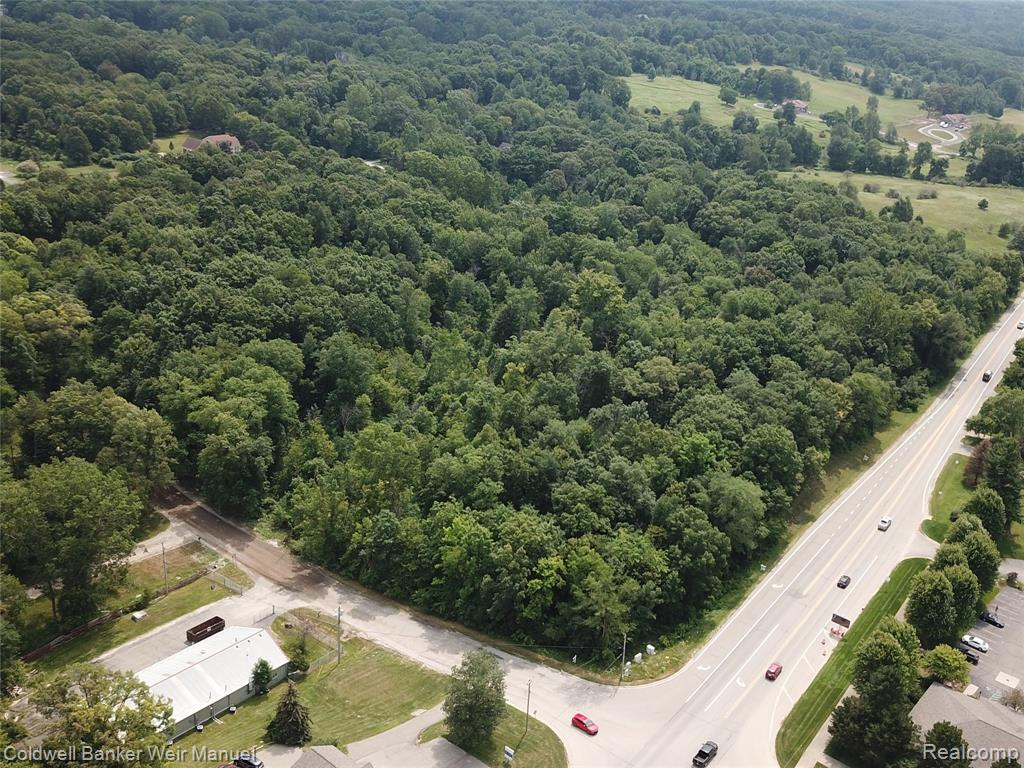 Absolutely breathtaking group of five partially wooded and rolling parcels totaling 13.51 acres featuring 1,375 feet on Ortonville Road south of Oak Hill Road. Currently zoned residential but rezoning may be possible. Buyer must consult with Independence Township Building Department. Located in Independence Township and featuring Blue Ribbon Clarkston Schools. Property is priced to sell so don't miss this incredible opportunity! BATVAI.