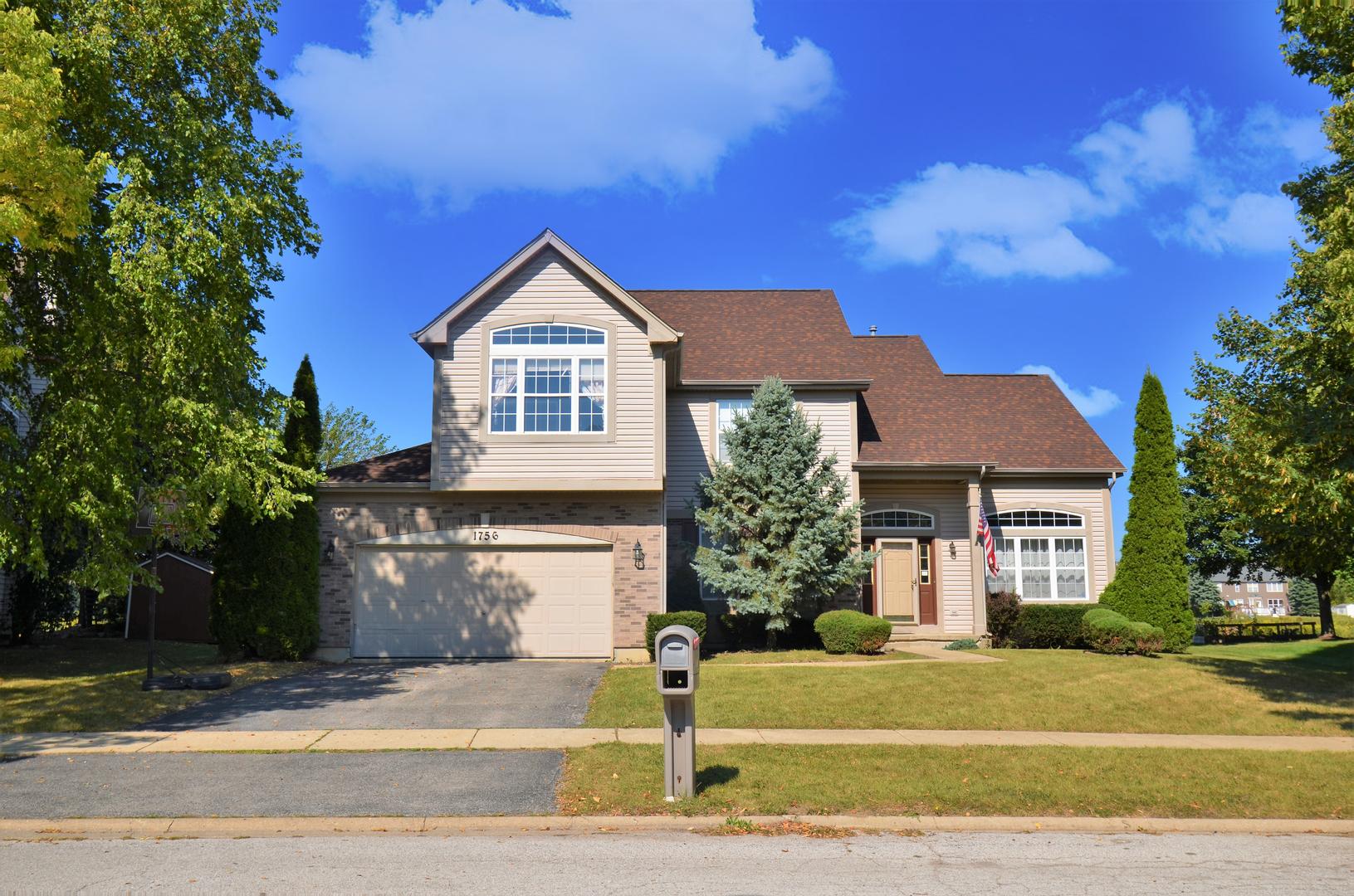 1756 Flagstone Lane, Aurora, IL 60502