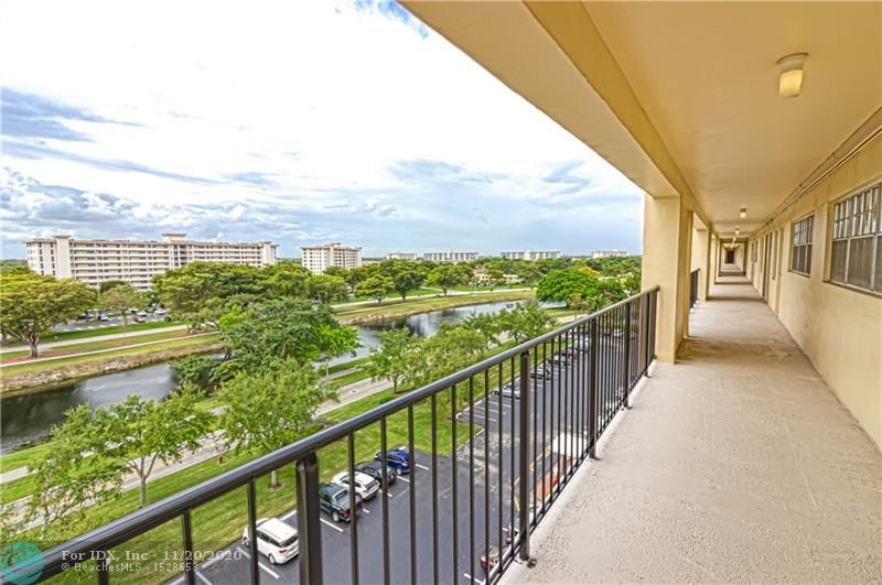 Virtual Tour:  https://youtu.be/sL3yDIM0sxY      Spacious 2/2 condo master suites with panoramic views of golf course. Priced to sell fast. 8th floor location, screened balcony w/roll shutters. Many amenities within walking distance: Community park, playgrounds, tennis courts, basketball, beach volleyball, jog/bike path, renovated clubhouse, heated pools, public golf course. Maintenance includes premium cable/internet, water, trash, exterior, roof, pest control, many more. Association requires 20% down with proof. Schedule your viewing through showing time- VACANT.