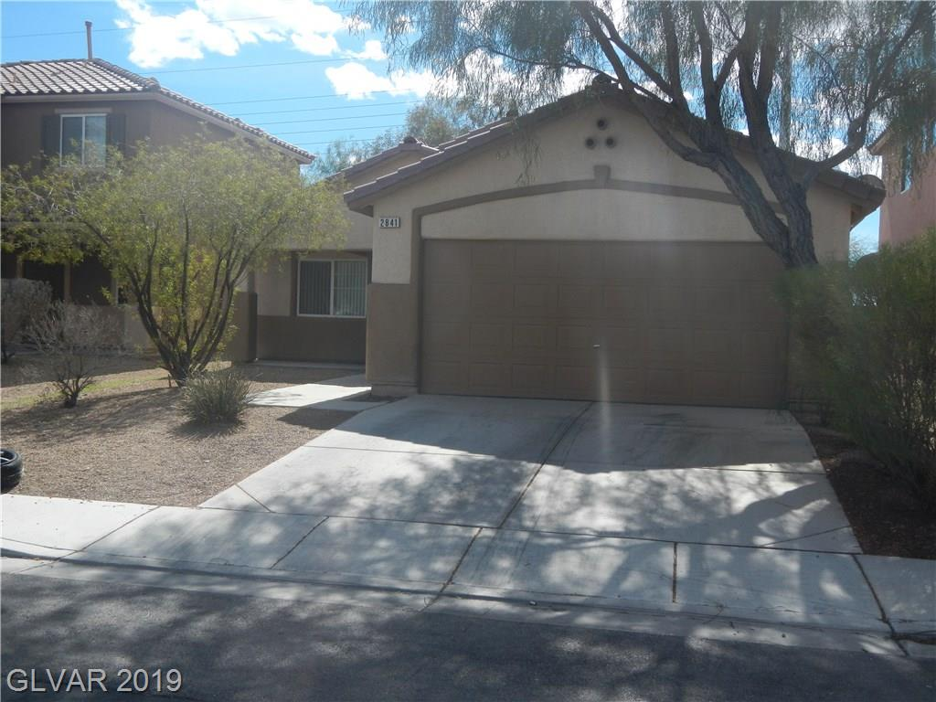 2841 WOODLAND PARK Avenue, North Las Vegas, NV 89086