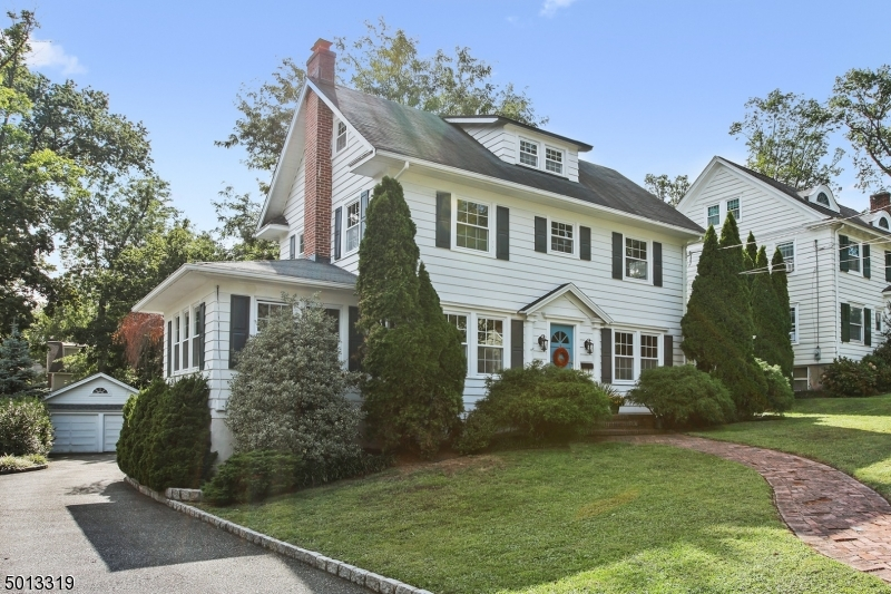 Here's a chance to create a home that truly reflects your personality and lifestyle. In this classic center hall Colonial, the journey begins with your vision. Beautifully finished across 4 levels with an easy- flowing main living area, comfortable bedrooms, and exceptional leisure space. Interior features include hardwood floors, recessed lights, crown moldings and gas fireplace in living room. Eat-in kitchen with center island breakfast bar and master bedroom with en suite bath. Wyoming Section neighborhood close to top-rated schools, shopping, NYC transportation, and both downtown Millburn and Maplewood Village.  Easy access to major highways, business centers, and airports, you are invited to join a thriving community as you make this property your own.