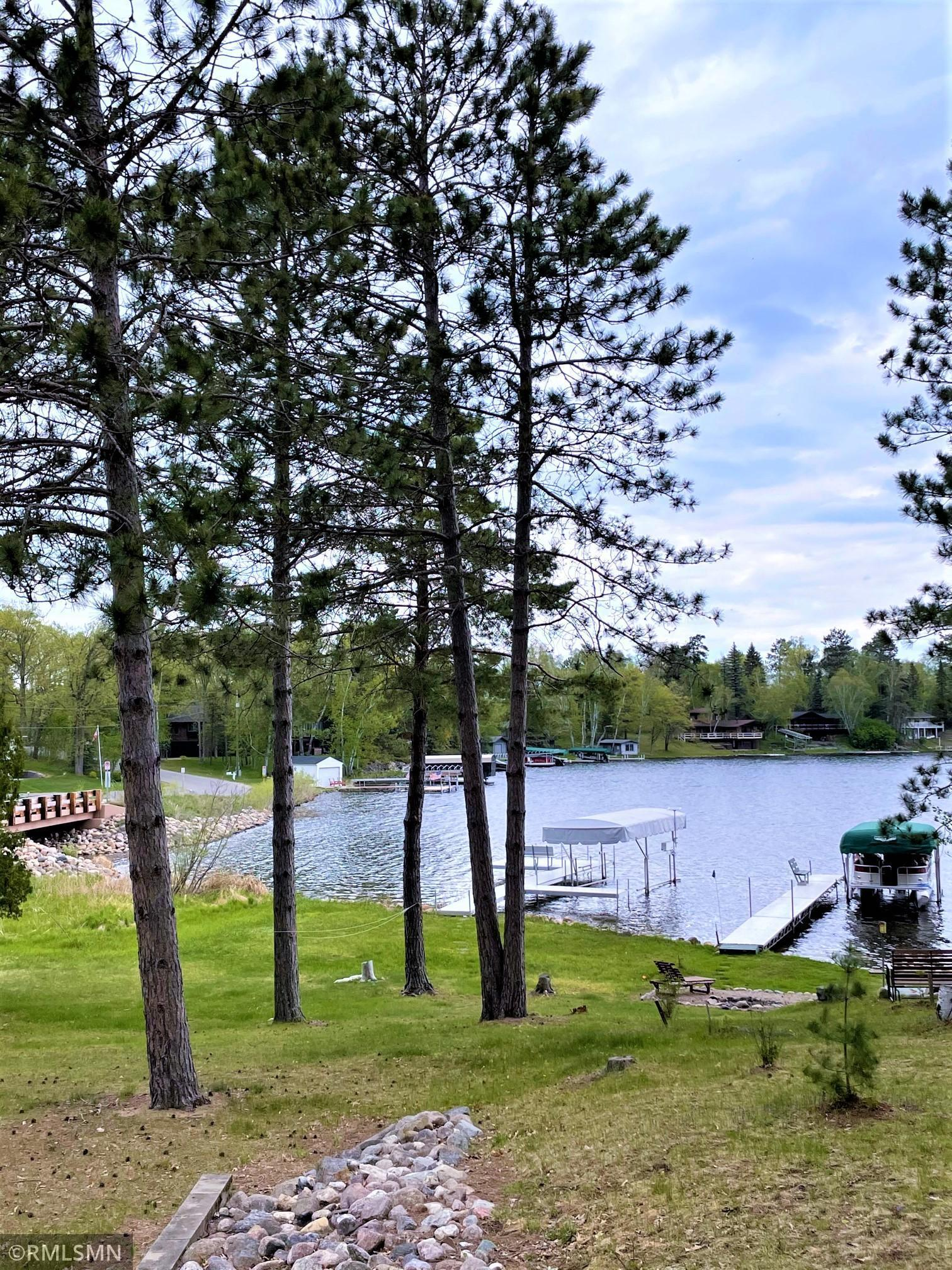 Don't miss out on this Beautifully & Quality Remodeled 3 Bedroom, 2 Bath Lake Home with Great Elevation & on the Whitefish Chain! Being sold Furnished, including Fabulous 1yr old Dock & Boat Lift! Enjoy the Panoramic Views, BBQs on the Deck, a crackling Campfire & all the Lake Fun! New 50amp RV hook-up & only 1.5 mile to Crosslake Community Center with Community Garden, Library, Tennis Courts & More! This property would be ideal for a lake home, cabin, or vacation rental! (refer to Crow Wing County for vacation rental permit info)