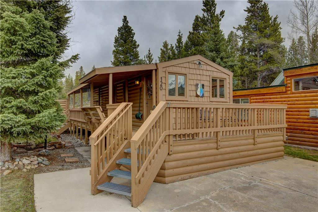 Well maintained entry level chalet!  This 1990 chalet has amazing views from the front deck, and is on a very private lot--no neighbors behind the chalet.    This 1 bedroom/1 bath unit is ready to start generating rental income immediately, or is a fantastic place for your quiet mountain retreat!
