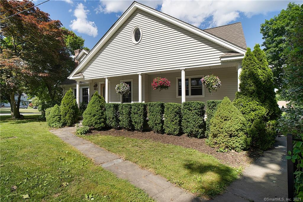 What an opportunity to finally own a home in the coveted Fairfield community.  This three to potentially four bedroom Cape/Colonial home with three full baths, set on a corner lot in the heart of the Tunxis Hill neighborhood is within minutes to everything!  Fairfield Metro, I-95, commercial retail space, beaches, lakes and more... Imagine being able to purchase a home at less than $250.00 psf when current market comparables are averaging $325 psf.  I think you will agree, that this home is by far the best value on the market today.  Upon entering the main foyer is the living room with a wood burning fireplace and hardwood floors.  To the right is an oversized eat in kitchen with a breakfast nook and center island for food preparation.  To the rear of the first floor is a first floor bedroom with an updated full bath off the hallway.  Off of the kitchen and adjacent to the first floor bedroom is a very oversized room that can be either a family/dining room and /or a permanent wall can easily be installed to add an additional bedroom/home office area.  The options are endless depending on personal needs.  Added bonus, there is a partially finished lower level with laundry area.  Upstairs is perfect of all types of family needs with two bedrooms each with their own private bath.  The blooming Hydrangea bushes along with other landscaping surround the bluestone patio and one car detached garage.  Turn your dreams into a reality today.  It is time to make the move to Fairfield.