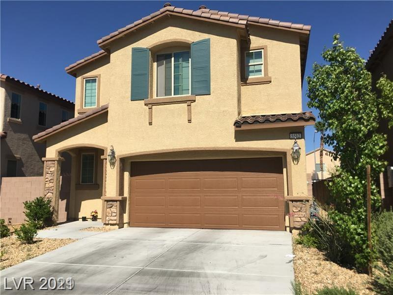 Beautiful home built in 2017 with open floor plan and upgraded tile floors, granite countertops, touchscreen thermostats, and all appliances included. Large master bedroom includes 2 large walk-in closets and luxurious master bath. Great location in a gated community. Across the street from a large park and countless major stores and restaurants.