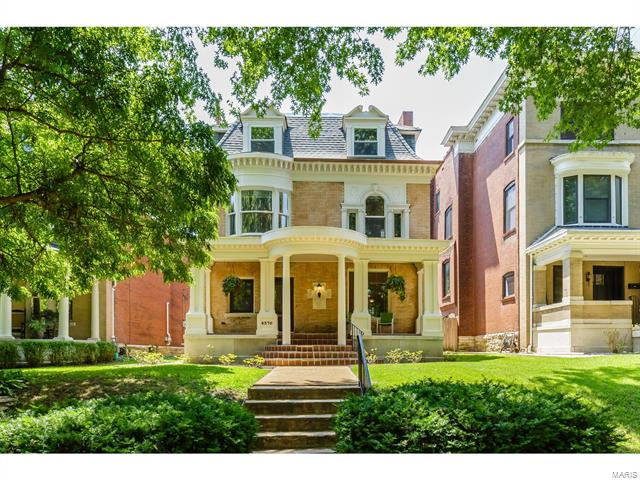 4370 Mcpherson Avenue, St Louis, MO 63108