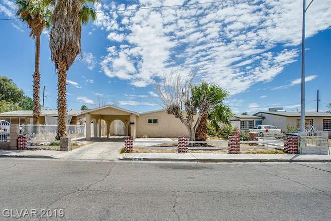 2736 SPEAR Street, North Las Vegas, NV 89030
