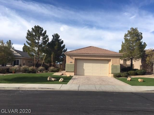 Great Anthem single story. Large living room with ceiling fan and built-ins. Slider to rear yard.  Master has walk-in closet, double sinks, separate tub and shower. Built-In BBQ, pool, & covered patio in yard. Property has been freshly painted and has new stainless steel appliances. Close to shopping !