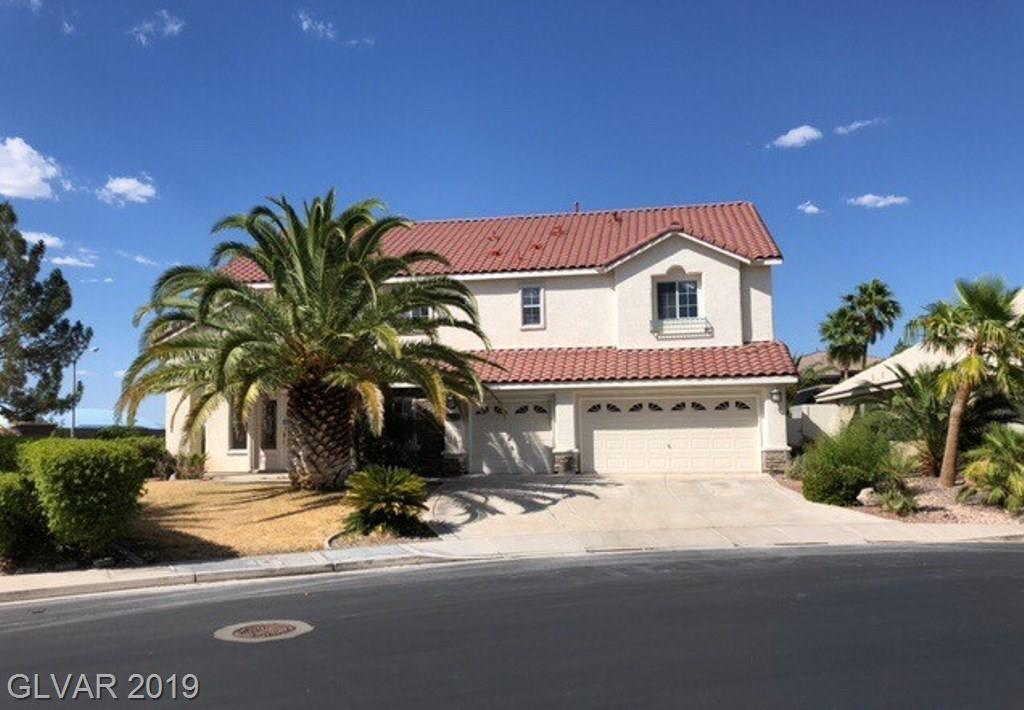 Welcome home to Henderson, Nevada. This two story five bedroom three bathroom home contains approximately 4,226 square feet. Built in 1999 this home includes a pool and an approximate lot size of 10890 square feet. Don't wait on this one it will move fast.