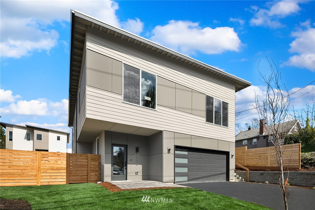 Jabooda Homes proudly presents 7 contemporary homes in South Seattle. Spacious ADU is on the MAIN LEVEL (lot A, C, D, E, F). Quality craftsmanship radiates from this beautiful dwelling. Walls of windows allow natural light to showcase the chef's kitchen w/gleaming quartz countertops+large island. Master suite w/a spa-inspired bath, modern tiles, quartz vanity, double sinks & WIC, 2 car garage! A few mins to I-5 & bus line. NO HOA, 1-yr builder warranty. DO NOT enter the site WITHOUT an appointment.