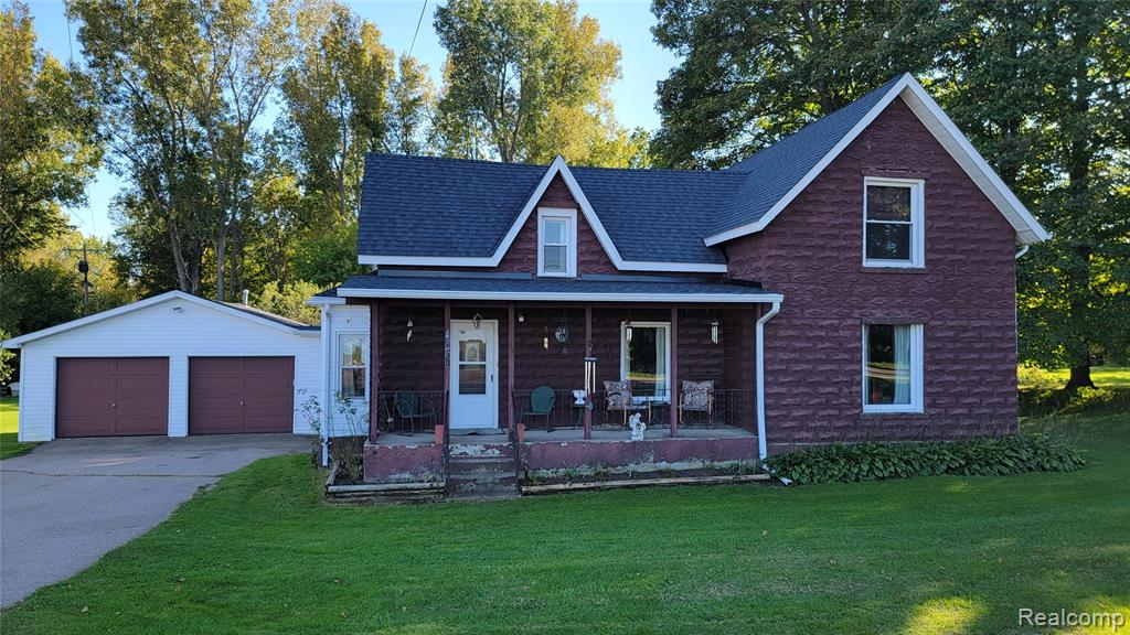 Solid, well-maintained, and clean 4 bedroom farmhouse with large attached garage, shed, natural gas, cable internet, and new roof in 2020,main floor Master and laundry. Ready for a fresh start and a new owner to call it home and love it as much as the current owner has since 1952!