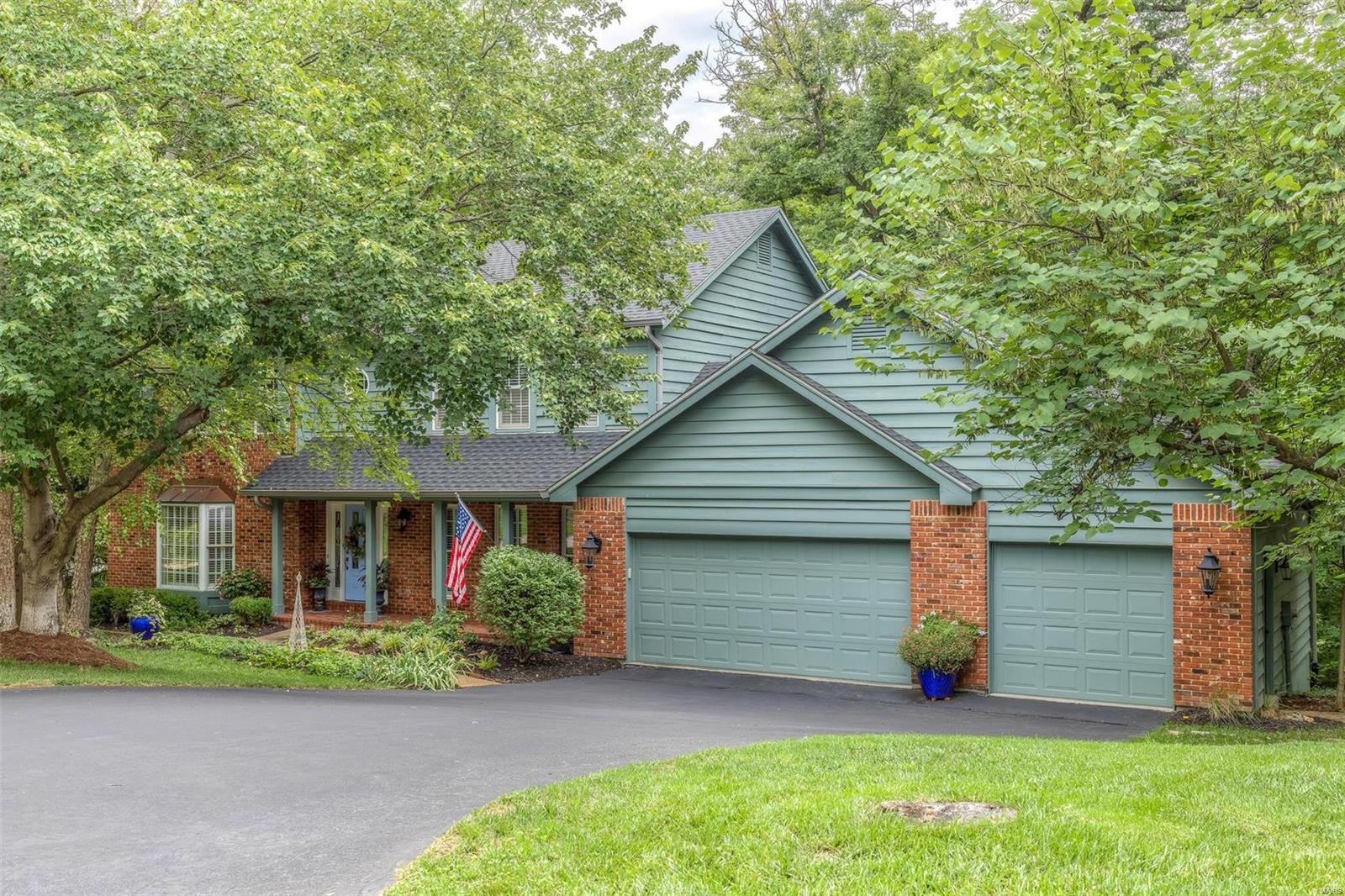 510 Woodmoor Ridge Court, Wildwood, MO 63011
