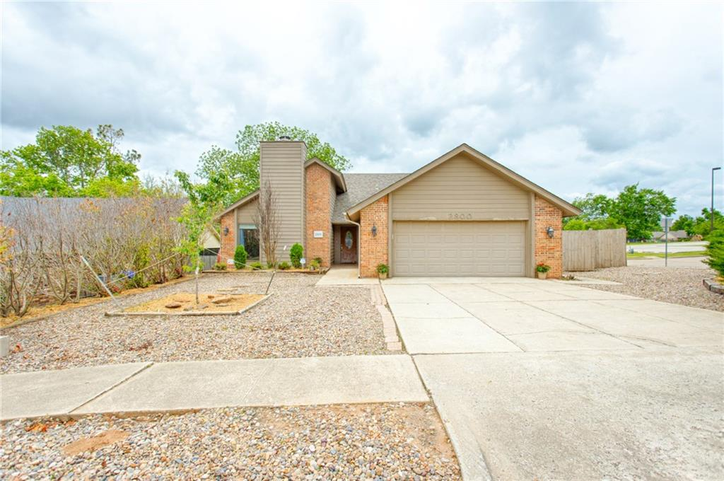 Close to OU campus.  Low maintenance home with new landscaping.  Large enough living area for 2-3 couches, 2 dining areas and good sized covered patio.  Home was last purchased with family putting 3 boys through OU and plan worked out perfectly.  Now they have all graduated so wanted to make it available as soon as possible.  Beautifully matched granite counter tops, kitchen tile backsplash and ceramic tile flooring.  Home in very good condition.   Will be available Thursday 5/20 for showings and to purchase.  Book your appointment now.