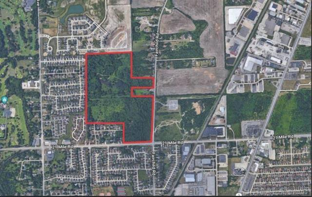 4 parcel ID #s 0825326003, 0825401007, 0825476005, 0825376004 All utilities available, L'Anse Creuse School District Development location, corner site