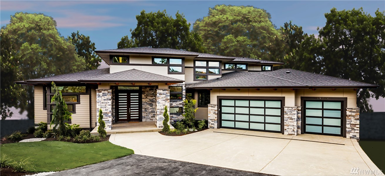 Unrivaled living in Maple Valley! Welcome to Maple Lux Estates, where modern, elegant building designs and luxurious finishes meet absolute privacy and serenity. With the Adelaide Crest Plan from luxury homebuilder, Atera Homes, your 6,646 sq. ft. oasis perfectly fits your contemporary aesthetic, while your magnificent 5.13 acre estate allows you to decompress and disconnect from all your urban stresses. Live your very best life in the environment you deserve! Act quickly, 6 available.