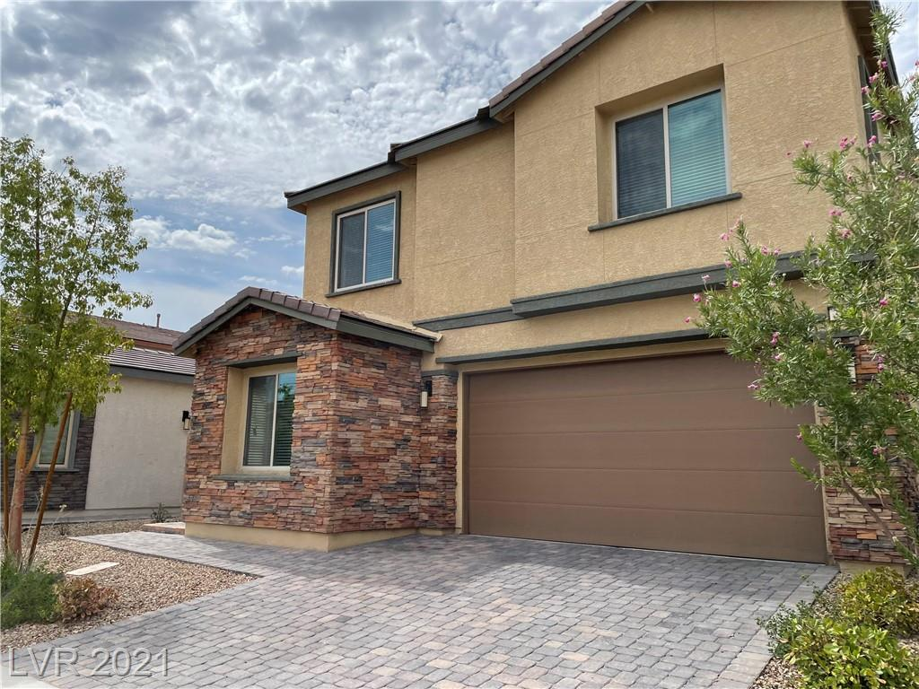 Built in 2017, this great 2 story home has a private backyard, nice finishes and a 2 car garage. Located in a gated community, this home is close to great shopping and restaurants as well!