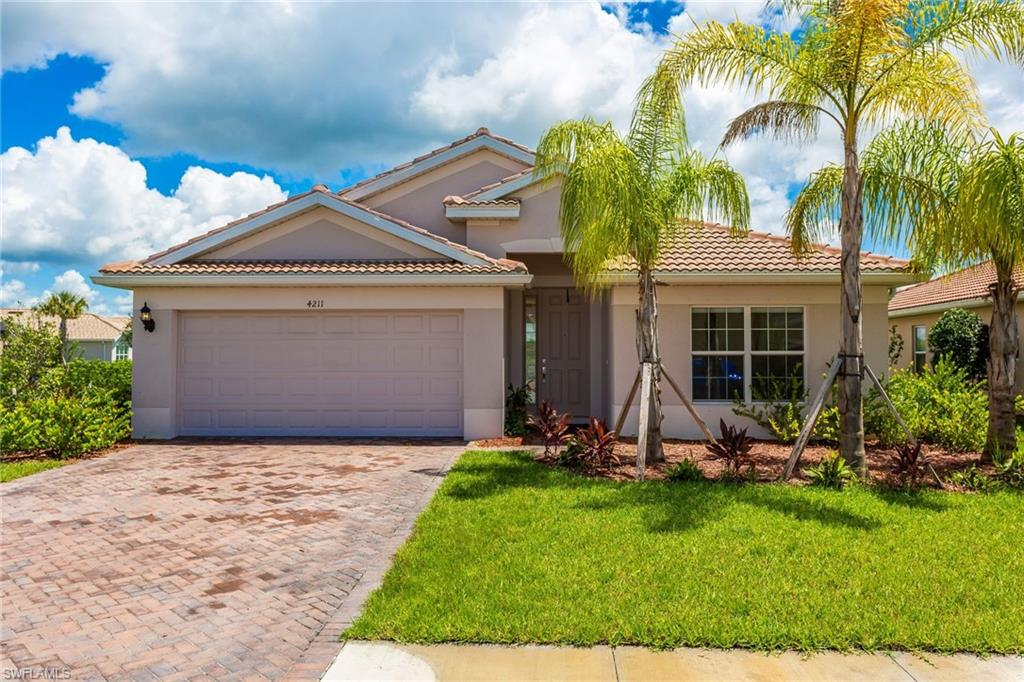 Gorgeous single family home. Just built in 2017 & move in ready!!! Situated in Emerson Park at Ave Maria. Beautiful open back yard with lots of room to play. Emerson Park has one of the lowest HOA fee in Ave Maria. The city features: Publix supermarket, dining, fitness center, water park, tennis courts, A rated school district, play area, Softball Field, 8 Bocce Ball Courts, Walking/Running Trail, Amphitheater, Picnic Pavilions, Dog Park, Restrooms, Concession Stand, Fitness and Resort-Style Pool, Cascading Spa, Water Volleyball Area, Water Aerobics Area, Four 25 Meter Lap Lanes, Interactive play Features, Open Tube Water Slide, Enclosed Tube Water Slide, Beach Volleyball Court.
