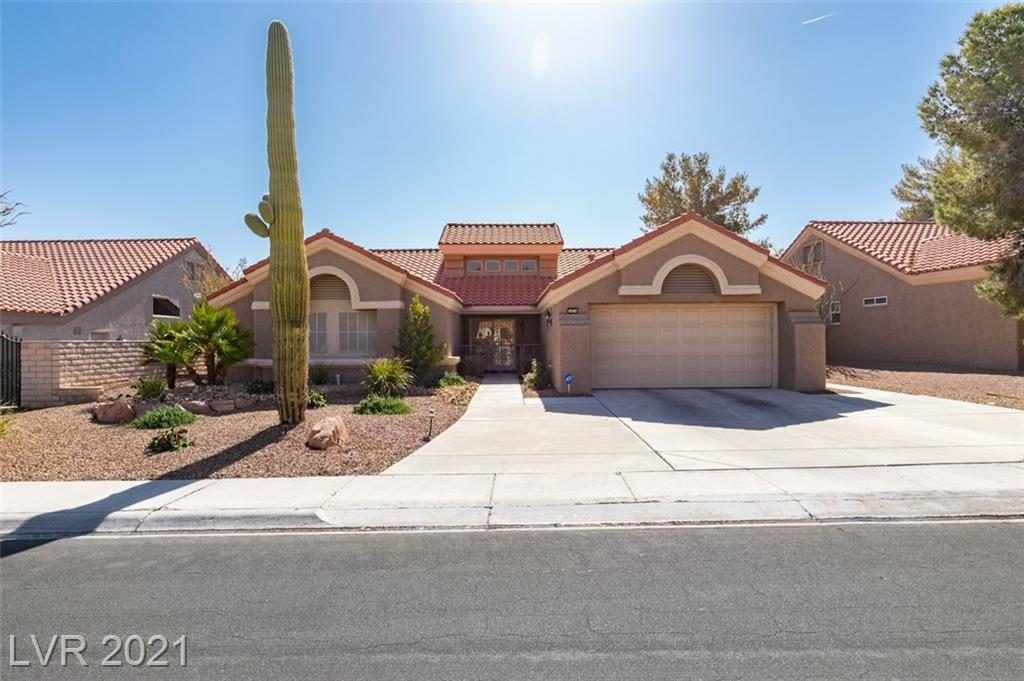 Wow! Turn Key w/ expanded view of the Palm Valley Golf Course! Includes new AC/ Furnace, water heater! Window shutters, Brand new  Quartz counter tops! All appliances staying including washer, dryer, refrigerator. Laundry room w/ W/D! Walk 1 block to Sun City and Mountain View community centers w/restaurants, pools, tennis courts, etc.. Must see to appreciate views! Your buyer will love this one.