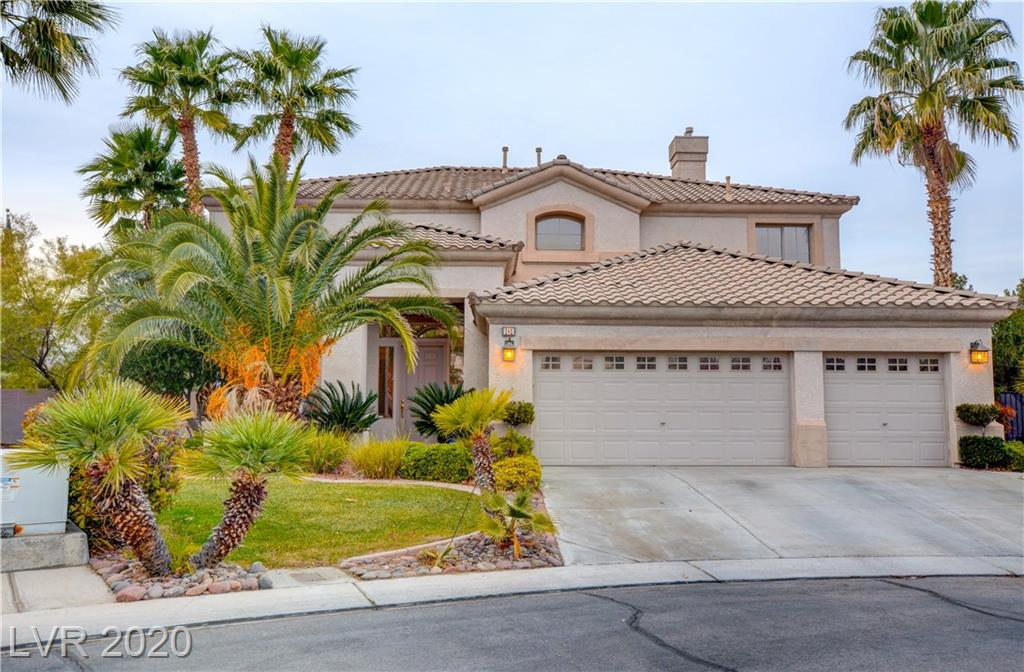 161 CHATEAU WHISTLER Court, Las Vegas, NV 89148