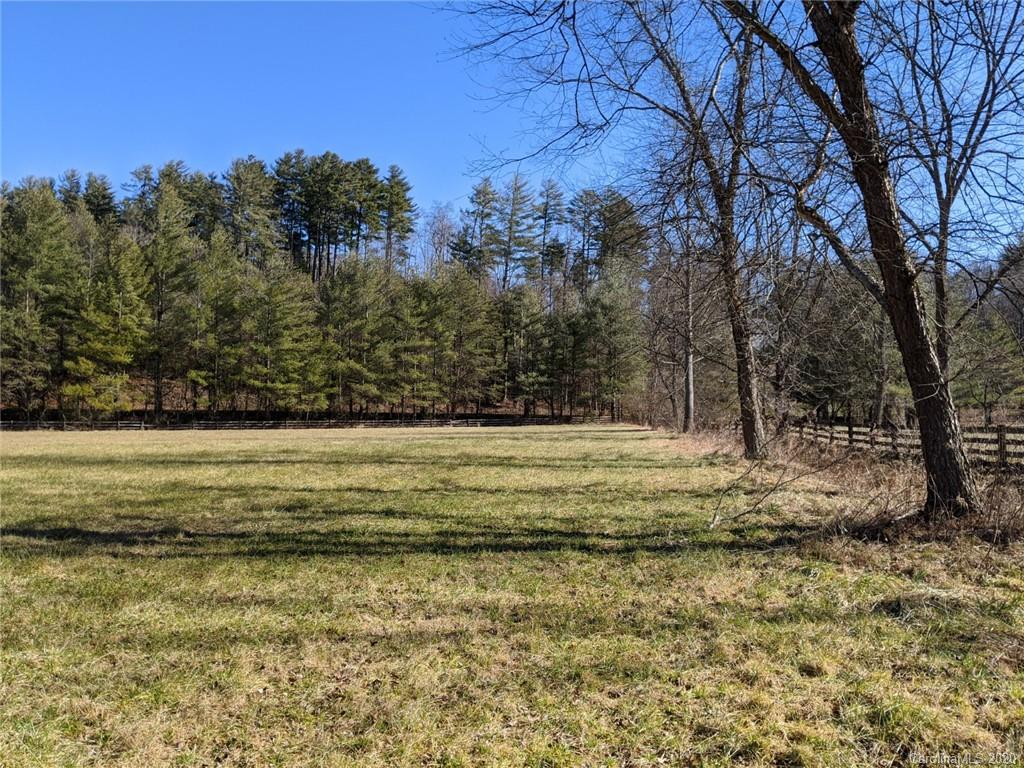 5.2 acre parcel in ideal location for someone wanting horses.  Flat acreage bordered by a meandering creek, this grassy meadow is the perfect spot for all of your equestrian needs.  Located in the coveted Bridgewater Estates, there's plenty of room for your house, barn, and riding rink to fit.  Sellers also own another 4.89 acres of adjoining flat pasture on Gap Creek so if this isn't big enough, let's talk.  Be minutes from Cane Creek Road and Highway 74 without the Cane Creek prices, road noise, and traffic.