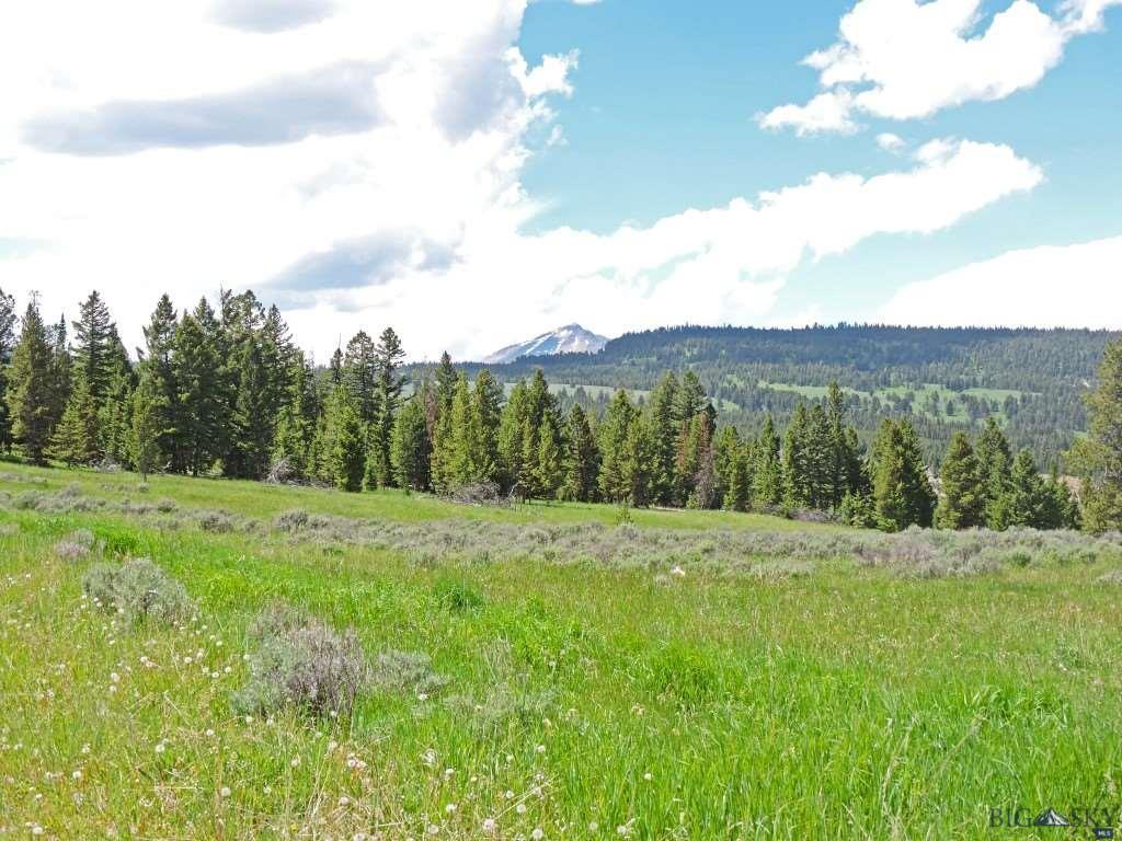 Outstanding forested parcel with views of Lone Mountain and Spanish Peaks   Grassy meadows with forested building site, very private!  Accessed via private electronically gated road.  Additional acreage available up to 140 more acres.  End of the road privacy!