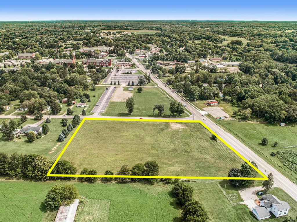 COMMERICAL CORNER 5 ACRES NEXT TO SPRING ARBOR UNIVERSITY. Cleared & level site located in the heart of Spring Arbor, on one of Jackson County's most traveled roads, M60! This prime location is within minutes to I-94, a few miles to Western High School & both Bean & Warner Elementary Schools. Over 900 Feet of Paved Frontage. Natural gas, community water and sewer lines are available for connection at the road. Desirable area of commercial, residential subdivisions, apartments, office and retail properties surrounding. This high traffic count site is ready for development. Possible options for splitting parcels, creating multiple commercial sites and potential mixed use. Zoned C-2 with unlimited possibilities. Current use is Commercial,Other.