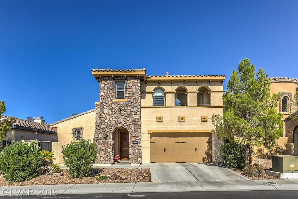 1078 VIA CAPASSI Way, Henderson, NV 89011