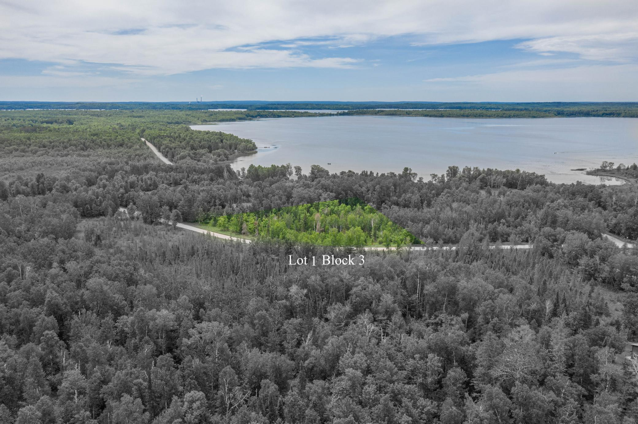 The Land is a plat with 15 available lots in a prime location just north of Deer, Moose and Little Moose lakes with several of the lots backing onto the Chippewa National Forest. The lots all have access to utilities including electric and Paul Bunyan high speed internet. This lot offers nearby access to miles of public forest, trails and the Suomi Recreation Area. Build your new home, cabin or use as a recreation lot for year round outdoor adventure.