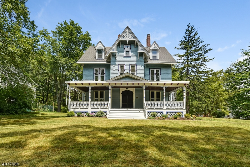 Beautifully framed by tall trees and mature shrubbery, this stunning Victorian is certain to turn heads.  Resting on over one-third acre of property, this prime location keeps you in touch w/ all Fanwood has to offer. Built circa 1890 & full renovated in 2019, this fine home seamlessly blends timeless appeal, classic design & modern amenities together w/ enormous success.As  you approach, your eyes are drawn to the expansive front covered porch.  Step inside & you are greeted by a generous foyer w/ open access to the adjoining rooms. An amazing 6 bedrooms, 4 full / 1 half baths. Convenient to downtown, train to NYC & shopping. Driveway plans have be approved by the town for driveway behind house off of Watson.