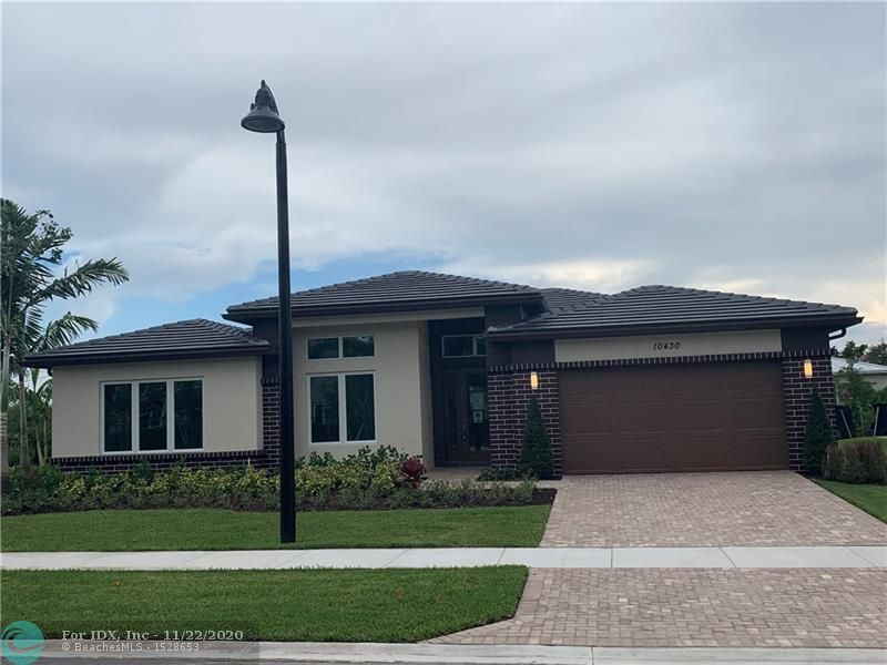 SPECTACULAR NEW CONSTRUCTION HOME, READY TO MOVE IN RANCHETTE ISLES. 20 K BUYER INCENTIVE! LOCATED IN BOUTIQUE 9-HOME GATED COMMUNITY IN THE HEART OF COOPER CITY-A+ SCHOOLS-GREAT FAMILY LIFE! 3 BEDROOMS + STUDY(ORIGINALLY 4TH BEDROOM OPTION) & 3 FULL BATHROOMS-SPLIT FLOOR-PLAN FOR FULL PRIVACY-IMPACT WINDOWS-24X24 PORCELAIN TILE IN ALL LIVING AREAS-STAINLESS STEEL APPLIANCES AND QUARTZ WATERFALL CENTER ISLAND IN KITCHEN-GRANITE IN BATHROOMS-2 CAR GARAGE. LOCATED AT THE END OF THE COMMUNITY WITH BEAUTIFUL GREEN COMMON AREA, VERY PRIVATE WITH NO NEIGHBOR ON THE EAST SIDE OF HOME. NEAR ALL MAJOR HIGHWAYS, SHOPPING, RESTAURANTS & MORE. BUILT BY KENNEDY HOMES WHO HAS BEEN BUILDING QUALITY HOMES FOR OVER 50 YEARS. EASY TO SHOW.