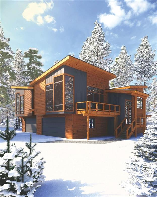 PRE-CONSTRUCTION. Rendering of the newly launched Basin Twin Cabin (duplex). Illustrations are subject to change.