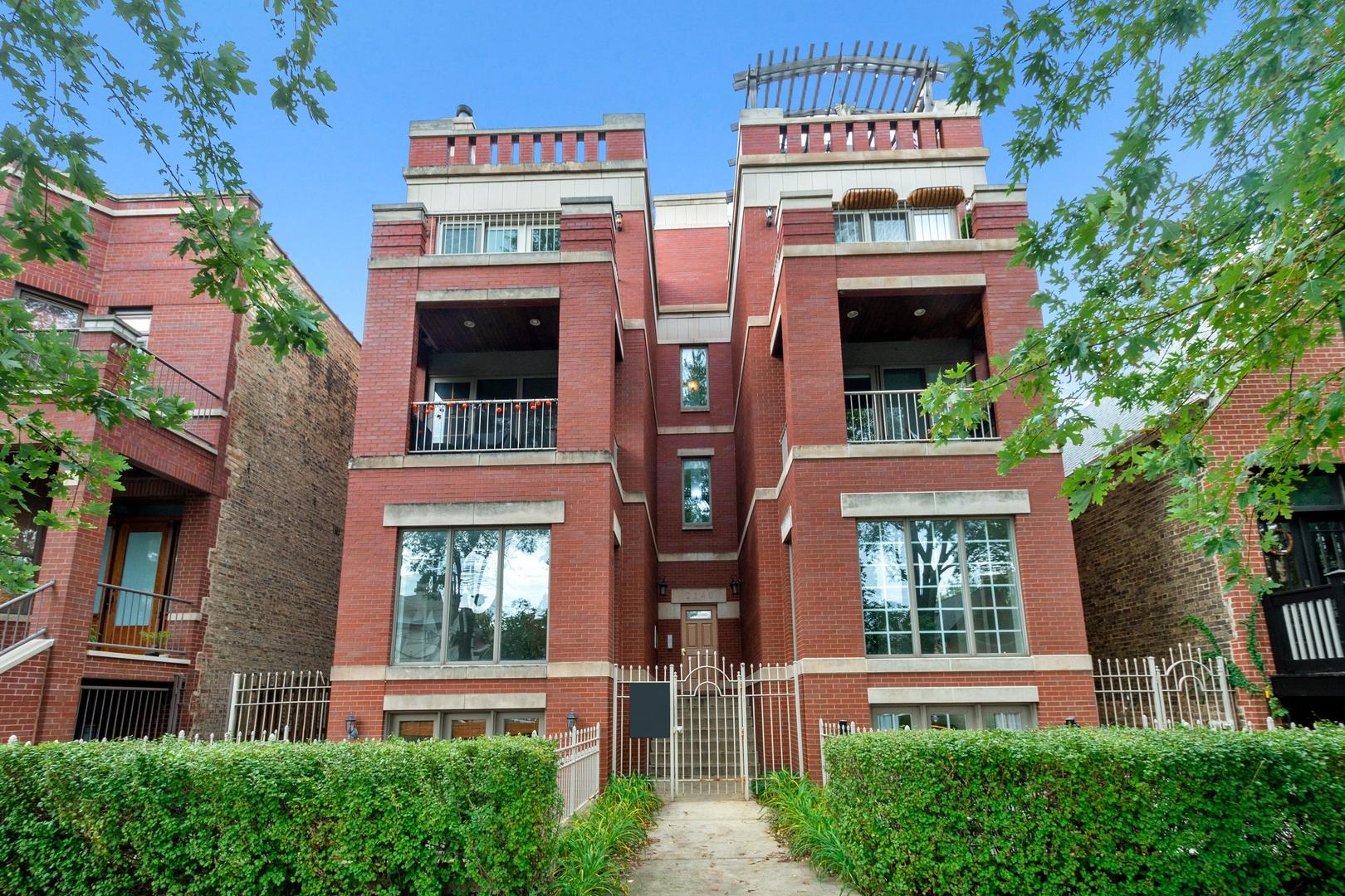 2140 W Haddon Avenue 3W, Chicago, IL 60622