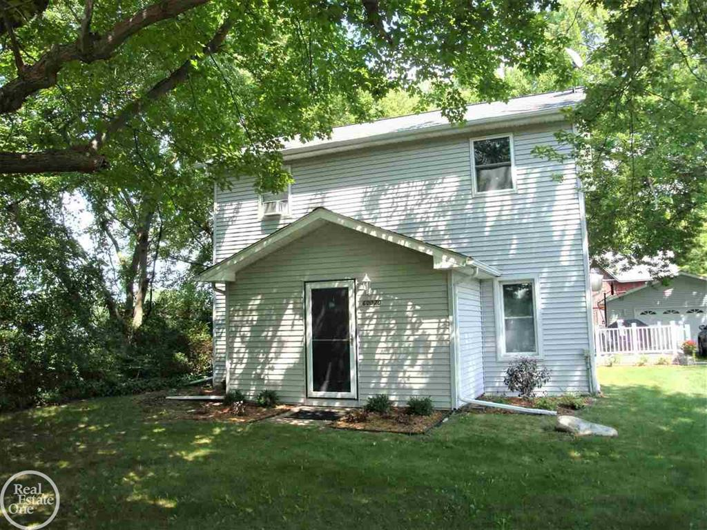 Excellent opportunity to own a spacious and updated home on 3 acres. Country living with ez access to xway & shopping centers. Most of the renovations and additions have been done since 2004. Interior of home & doors have been recently painted. Foyer with large closet leads to spacious carpeted living room. The recently updated kitchen features quartz counters and back splash with laminated floors w/overhead lighting. Full bath on the main floor with tub has also been recently remodeled. 3 upstairs carpeted bedrooms feature large closets. The updated upstairs full bath has walk-in shower. 1st floor laundry w/ double closets. ALL appliances are included. 2.5 car garage built in 2008 w/ side entry door. Historic 2 story barn built in 1900 with new roof in 2017. Vinyl siding and gutters on house and garage have been power washed. Play set in yard stays. Windows 2000, Boiler 2006, Roof 2019. Hunt deer and turkeys on the partially wooded 3 acres.  Perfect home for your growing family!