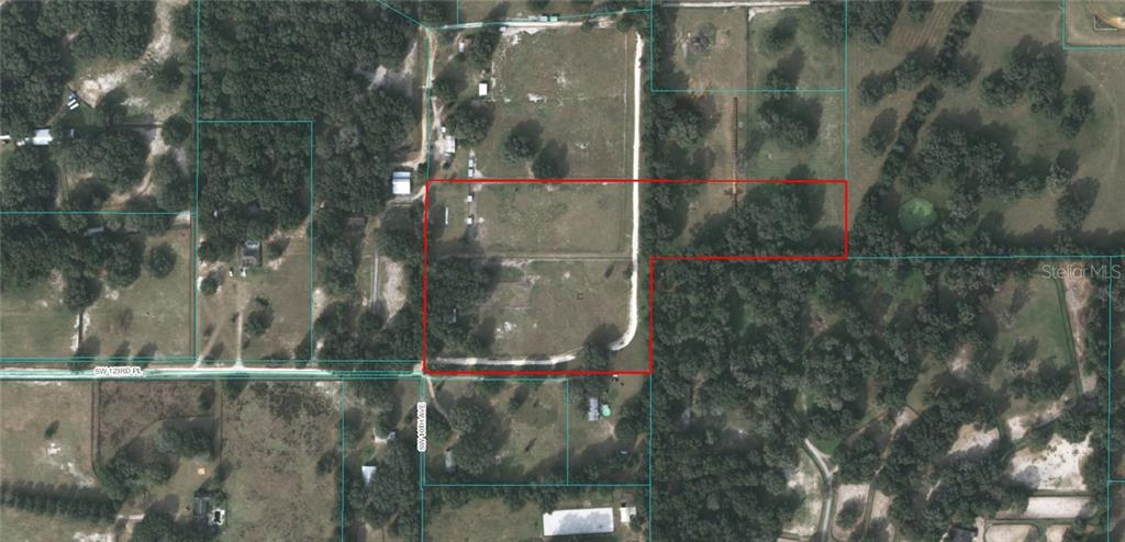 1001 SW 123Rd Place, Lot 01 And 02, Ocala, FL 34473