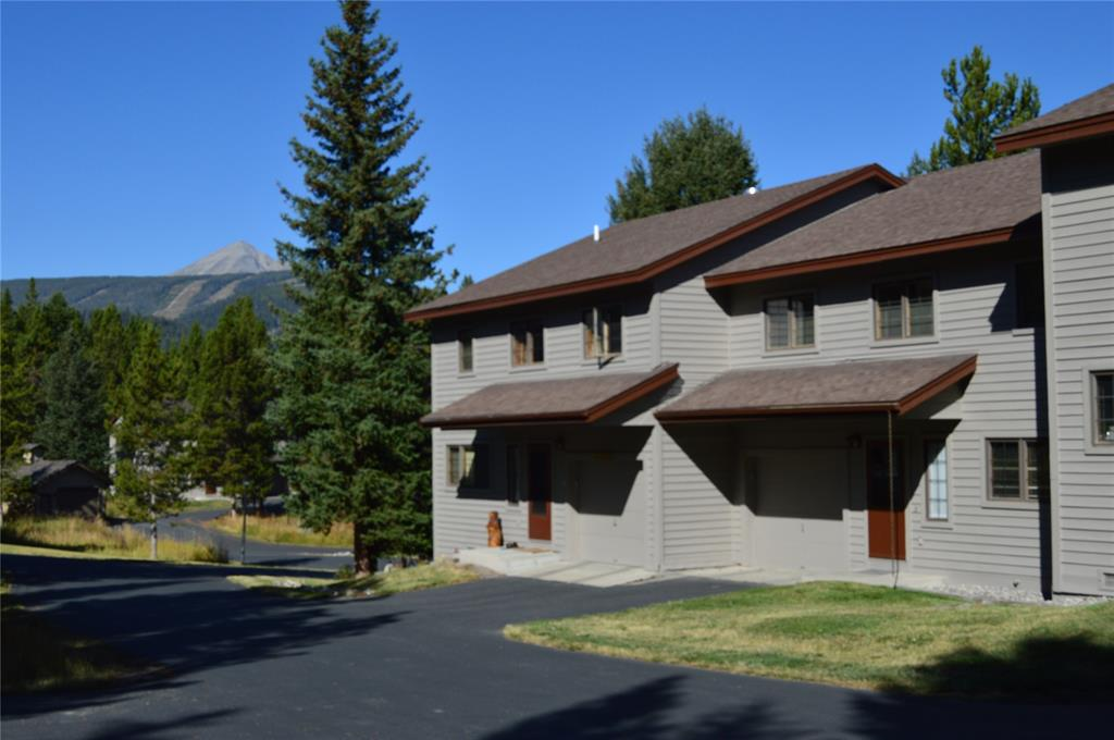"This is a great opportunity to get your ""foot in the door"" in Big Sky!   This is a 1/8th fractional ownership interest in a lovely 3BR/2.5BA Hidden Village condominium affording you approximately 6 weeks per year of usage.    You have spacious living space and a garage plus all of the amenities of the community of Hidden Village with a beautiful outdoor pool for summer enjoyment plus an outdoor hot tub, sauna and recreational building for winter and summer fun."