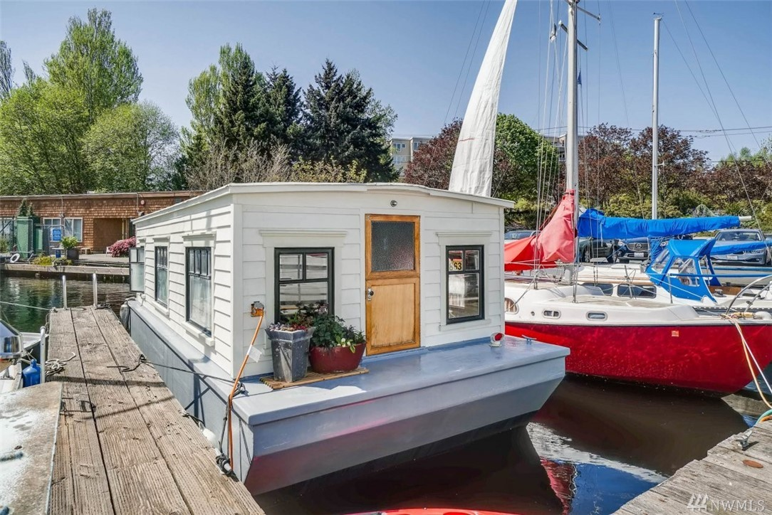 Rare opportunity to own your own moorage on Lake Union! Great houseboat/yacht liveaboard community with gated docks, laundry & shower facilities, parking lot and community gardens. Located adjacent to the Burke Gilman Trail, next door to Gas Works Park & minutes to the U of W, Fremont, Wallingford & downtown. Slip is surveyed at 12.25 feet wide x 30 feet long. A 15% overhang is allowed on the length. Seattle Living at it's best!