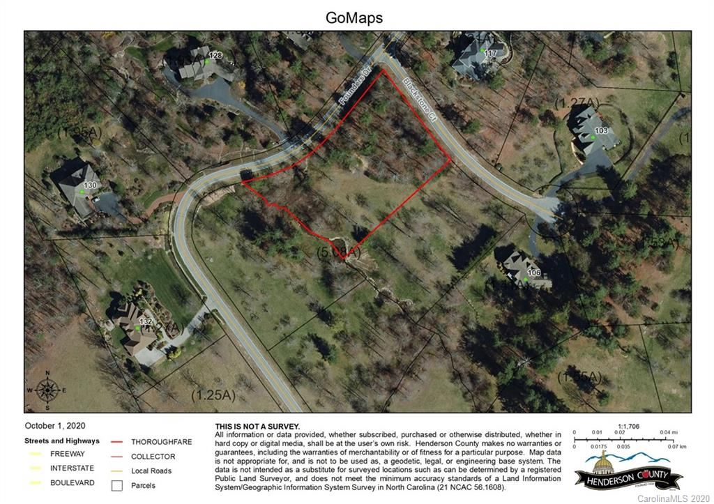 Premier 1.39 acre estate lot in Kenmure, a prestigious gated golf course community! This amazing corner lot is located in one of the most desirable sections of Kenmure. Prime location plus level to gentle slope with mature trees bordered by cascading stream on back of this rare one-of-a-kind property. Absolutely gorgeous setting with rock work surrounding stream. Expired 4 bedroom septic permit on file. Underground utilities, city water and natural gas available. Amenities include golf course, tennis, indoor and outdoor pools, fitness center and antebellum clubhouse. Membership in the club is optional. Very convenient to entry gate and amenities.