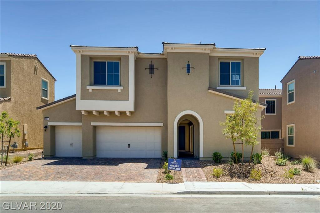 This beautiful Century Communities has a popular a casita and courtyard. It features a 3 car garage, linear fireplace, upgraded flooring throughout, white shaker style cabinets, & steel grey quartz counter-tops This home is loaded with amazing upgrades. Show & sell! Call the sales office today for current pricing and a full list of upgrades.