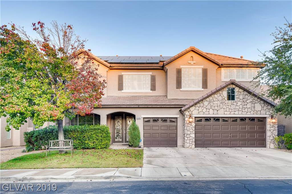 1336 COULISSE Street, Henderson, NV 89052