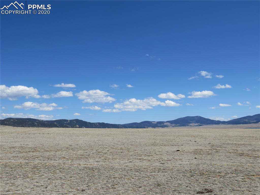 Panoramic views and end of the road privacy are yours with this 39 acre parcel. Close to 11 Mile Reservoir and all the local recreation.