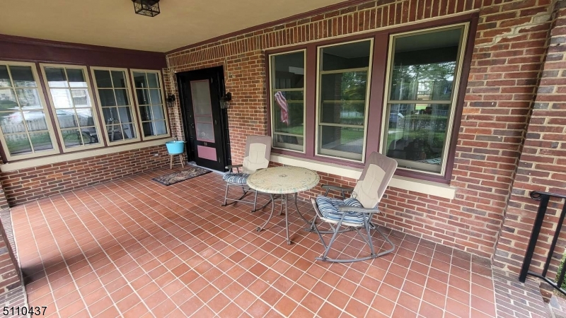This solidly built 90+ year old brick home is situated on .4 of an acre in the historic Washington Headquarters area. Recent improvements to the home include 31 Pella replacement windows, refinished white oak flooring throughout the house, new tile floors and fixtures in both bathrooms, new hot water heater and completely new paint both interior an exterior.